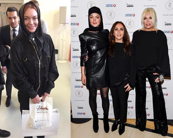 730aab97066e2 أسبوع الموضة المحتشم في لندن 2018  موديلات تحاكي ستايل كلّ امرأة وترضي كلّ  الأساليب