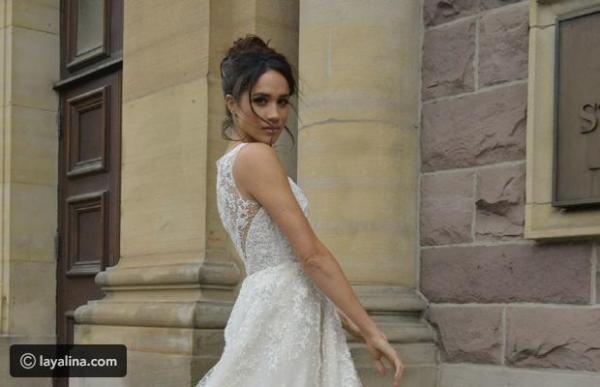 fa352efb2 مجلة زهرة السوسن - قبل زفافها من الأمير هاري: اكتشفي ثمن فستان زفاف ...