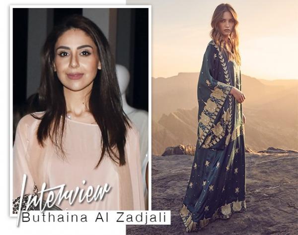 d3d561aa7 مقابلة خاصّة مع Buthaina Al Zadjali: أريد من السيّدات أن يشترين قطعة من  تصاميمي ويورثنها لبناتهن