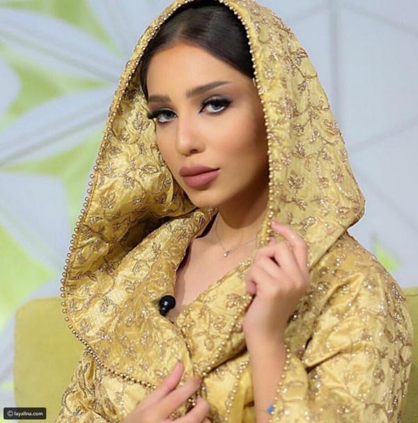 80333728d3e59 مجلة زهرة السوسن - صور صابرين بورشيد هي ملكة جمال نجمات رمضان 2018.. والسبب  فخامة أزيائها