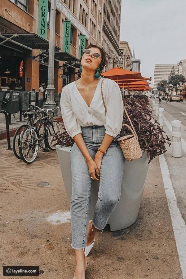 93a7951f2710e مجلة زهرة السوسن - 6 قطع أزياء هي الأكثر رواجاً لصيف 2018
