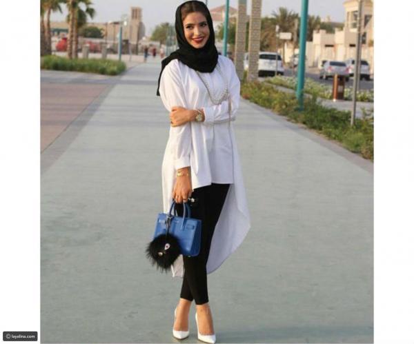 2ea7b299240d0 مجلة زهرة السوسن - أزياء محجبات ناعمة خيارك الأمثل لعيد الأضحى