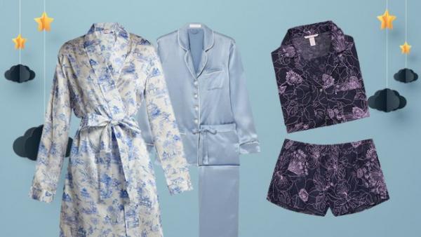 bb3959f1646bd مجلة زهرة السوسن - ملابس نوم لفصل الخريف  أكثر من 20 موديل يلبّي جميع  الأذواق