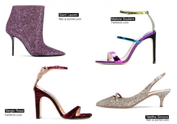 f977d49e5 مجلة زهرة السوسن - 24 موديل أحذية وحقائب تزيد إطلالتكِ جمالاً في السهرات
