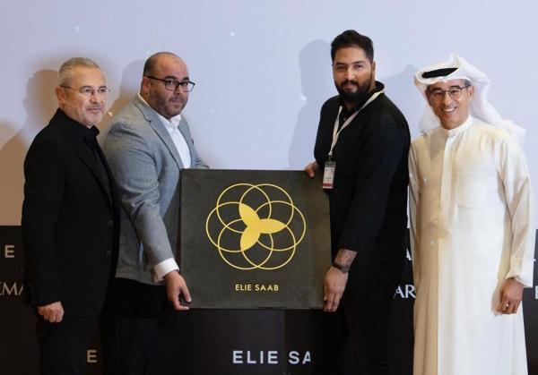5ab10398fa83b إيلي صعب وإعمار دبي يطلقان مشروع Beachfront Towers... ومفاجأة سارّة تتخلّل  الحفل!